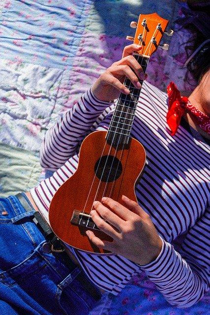 Jakie są rodzaje ukulele?